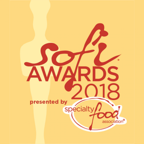 Manicaretti Wins 5 Awards in the 2018 sofi™ Award competition!