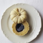 Poached Baby Pumpkins with Traditional Balsamic Vinegar from AUTENTICO cookbook