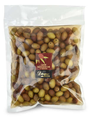 Taggiasca Olives in Brine