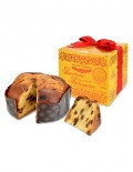 Panettone with Balsamic Glaze