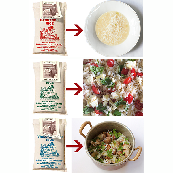 8 Ways to Use Italian Rice
