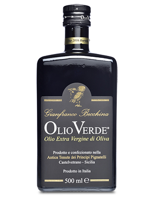 Olio Verde Extra Virgin Olive Oil