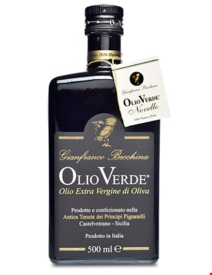 Olio Verde 2016 Freshly Pressed Extra Virgin Olive Oil