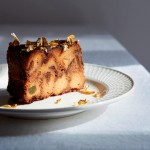Panettone Bread Pudding from the AUTENTICO cookbook