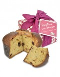 Panettone with Sour Cherries