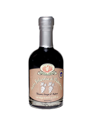 Balsamic Vinegar from Modena IGP - Silver Grapes