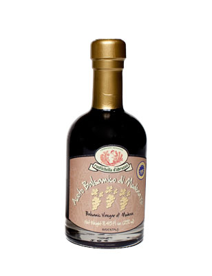 Balsamic Vinegar from Modena IGP - Gold Grapes