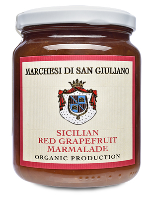 Sicilian Red Grapefruit Marmalade