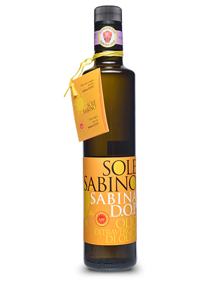 Sole Sabino D.O.P Extra Virgin Olive Oil